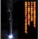 光る安全傘【大人60cmブルーLED】 明るい家族計画 - 縮小画像4