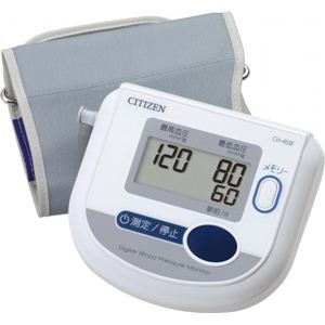 シチズン上腕式血圧計CH453F - 拡大画像