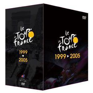 ツール・ド・フランス BOX SET 1999-2005 dvr113 - 拡大画像