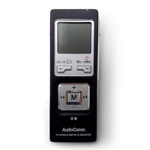 FMラジオ付ICレコーダー EVR-R200K-K