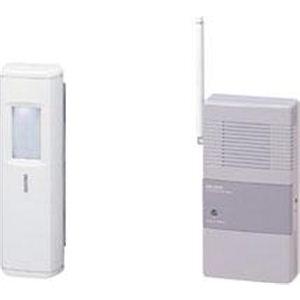 ハイアラーム3 ビーム/ワイド検知送信部・受信警鳴部セット H-40 - 拡大画像