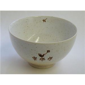 セレック キッチン・デコ 茶碗 バードミント 5個組 - 拡大画像