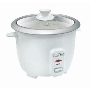 LF-001 ライフフィット 炊飯器 2合炊き 48-01301 - 拡大画像