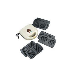 SOLEIL ホットサンドイッチメーカー3枚組 SL-214 - 拡大画像