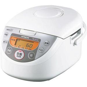 IHジャー炊飯器RZ-JP18J(Wホワイト)  - 拡大画像