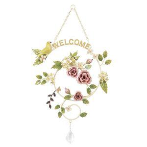 ウェルカムプレート(Bloom) SI-2102-IV・アイボリー  - 拡大画像