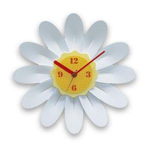 お花のかたちの壁掛け時計 Powan マーガレット マーガレット02  - 拡大画像