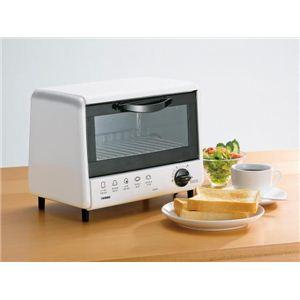 ツインバード TS-4033W オーブントースター(ホワイト)