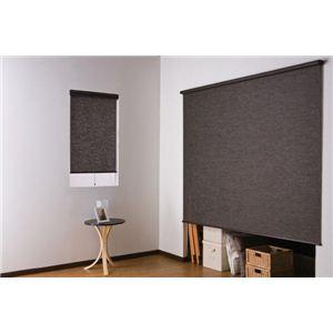 ロールスクリーン アルティス ナチュラルシリーズ 90×220cm 木調 L2572 - 拡大画像