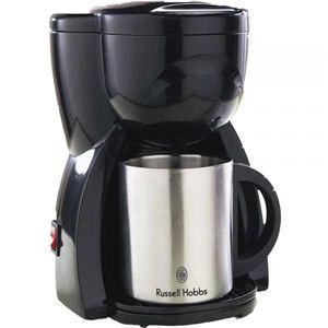 【一人用珈琲メーカー】Russell Hobbs(ラッセルホブス) パーソナルコーヒーメーカー 10973JP 0845000012 - 拡大画像