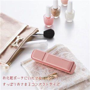携帯用ナノミスト美顔器ハンディミスト uruosyウルオシー(専用化粧水50ml付) ピンク・HM-U1P  - 拡大画像