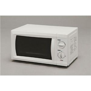 アイリスオーヤマ 電子レンジ ホワイト EMO-705・50Hz - 拡大画像