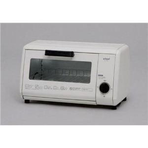 アイリスオーヤマ オーブントースター ホワイト EOT-86 - 拡大画像