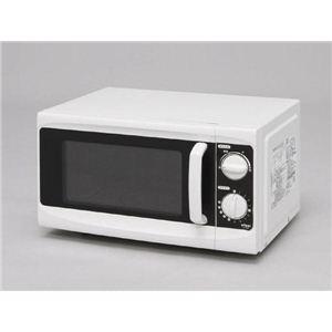 アイリスオーヤマ 電子レンジフラットタイプ ホワイト EMO-705F・50Hz - 拡大画像