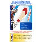 DSISソルボバレーボール M (インソール/靴の中敷き)