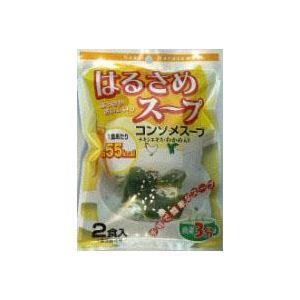 0302006 はるさめスープコンソメ2食×40袋 31.4g - 拡大画像