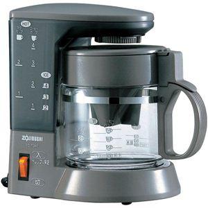 象印コーヒーメーカー EC-TB40 ハーブブラウン - 拡大画像