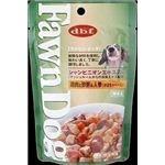 112040 デビフ ドッグフード Fawn Dog 鶏肉と砂肝&人参(かぼちゃペースト) 140g×48袋