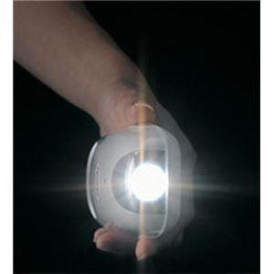 ツインバード 停電センサーLEDサーチライト LS-8554W