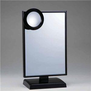 10倍拡大鏡付き大きなミラー