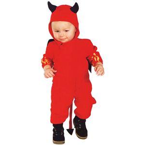 RUBIE'S(ルービーズ) CHILD(チャイルド) コスプレ Devilicious(デビリシャス) Newbornサイズ - 拡大画像