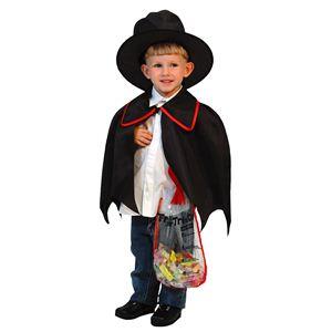RUBIE'S(ルービーズ) CAPE(ケープ) ケープ Halloween Kids - Vampire(ハロウィーン キッズ ヴァンパイア) - 拡大画像