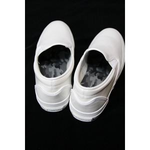 AKM×CONVERSE SKIDGRIP SLIP-ON WHITE サイズ27.0cm