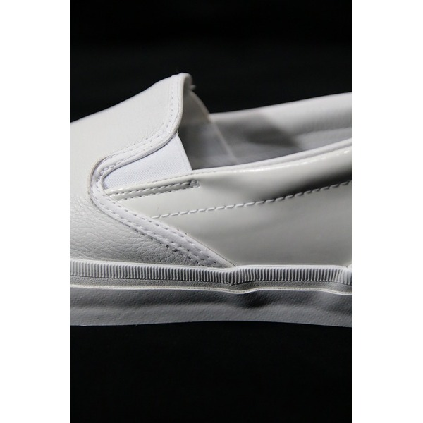AKM×CONVERSE SKIDGRIP SLIP-ON WHITE サイズ27.0cm