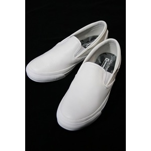 AKM×CONVERSE SKIDGRIP SLIP-ON WHITE サイズ27.5cm