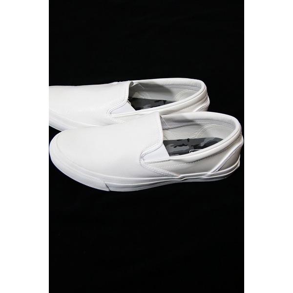 AKM×CONVERSE SKIDGRIP SLIP-ON WHITE サイズ27.5cm