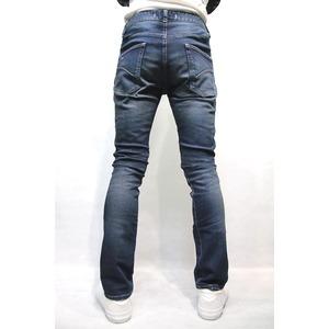 VADEL tight&easy denim trousers INDIGO サイズ44