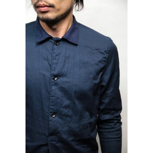 VADEL swedish pull-over shirts NAVY サイズ44