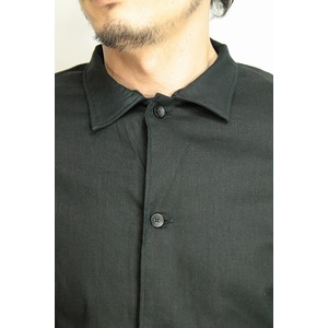 VADEL swedish pull-over shirts BLACK サイズ46