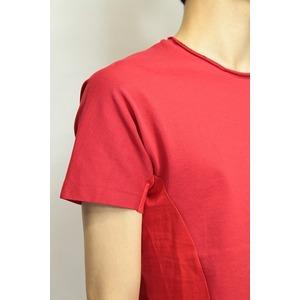 VADEL draping dolman crew-neck RED サイズ44