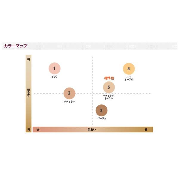 エバメール パウダーファンデーション露肌 リフィル(ナチュラル) 【3個セット】