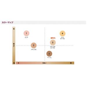 エバメール パウダーファンデーション露肌 リフィル(ナチュラルオークル) 【6個セット】