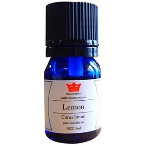 ミュゼホリスティックアロマ 精油 レモン