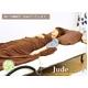 極厚マットレス付折りたたみ式ベッド【Judo-ジュード-】 - 縮小画像3