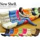 レバー式リクライニングチェア【New Shell】 アイボリー - 縮小画像2