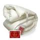 ハンガリー産ホワイトダウン93% 羽毛布団 シングル - 縮小画像1