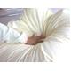 ハンガリー産ホワイトダウン93% 羽毛布団 シングル - 縮小画像5
