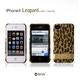 ◆iPhone4S / iPhone4 対応ケース◆ Leopard Bar●ラムスキン● - 縮小画像2