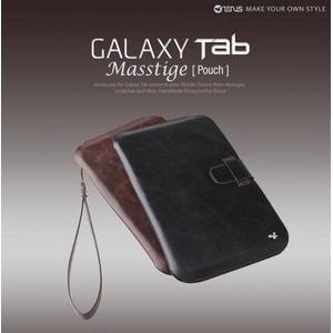 Galaxy Tab/ギャラクシー タブ Masstige pouch ポーチタイプ★4Color-Black