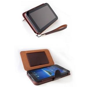 Galaxy Tab/ギャラクシー タブ●E`stime 高級天然革ケース