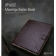 iPAD2 Masstige Black chocolate ●BAND付き●