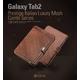 ★GALAXY Tab 10.1 LTE SC-01D★Prestige Italian Luxury Mash Combi Camel Brown