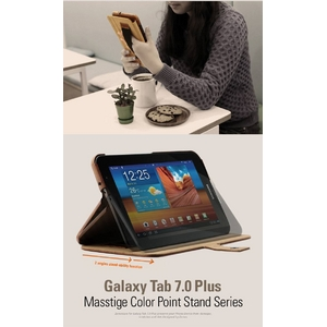 Galaxy Tab 7.0Plus masstige Color Point Stand-Brown