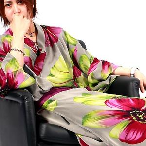 Luxury Black(ラグジュアリーブラック)振袖艶浴衣全14型彩菫(アズミ)メンズ浴衣 男性用