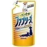 P&Gペット用ファブリーズ詰替 320ml (犬猫用消臭) 【ペット用品】