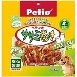 Petio(ペティオ) ササミ巻きペンシルガムミニ 44本 (犬用おやつ) 【ペット用品】